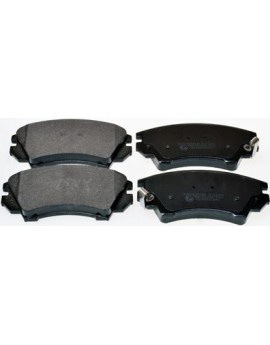 FRONT Brake Pads for...