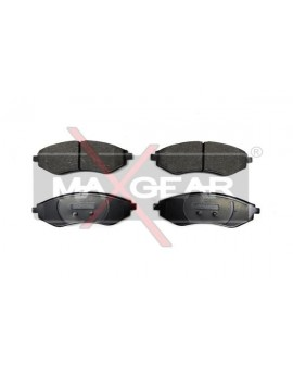 FRONT Brake Pads for Daewoo...