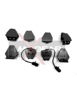 FRONT Brake Pads for Audi...