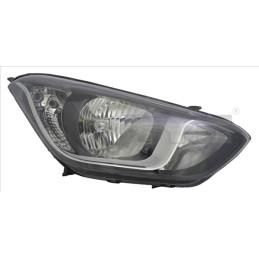 Rear Light Left LED Skoda...