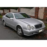 CLK I Coupe (C208, W208, 06.1997 - 12.2003)