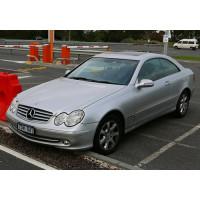 CLK II Coupe (C209, W209, 05.2002 - 03.2010)